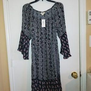 Style & Co Boho dress